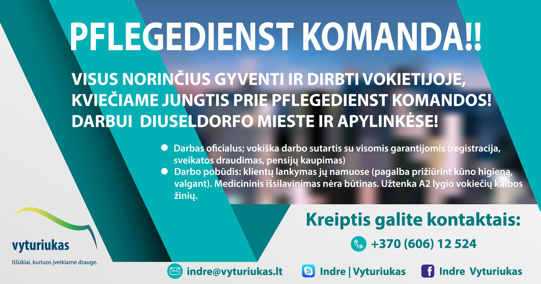 PFLEGEDIENST KOMANDA!!